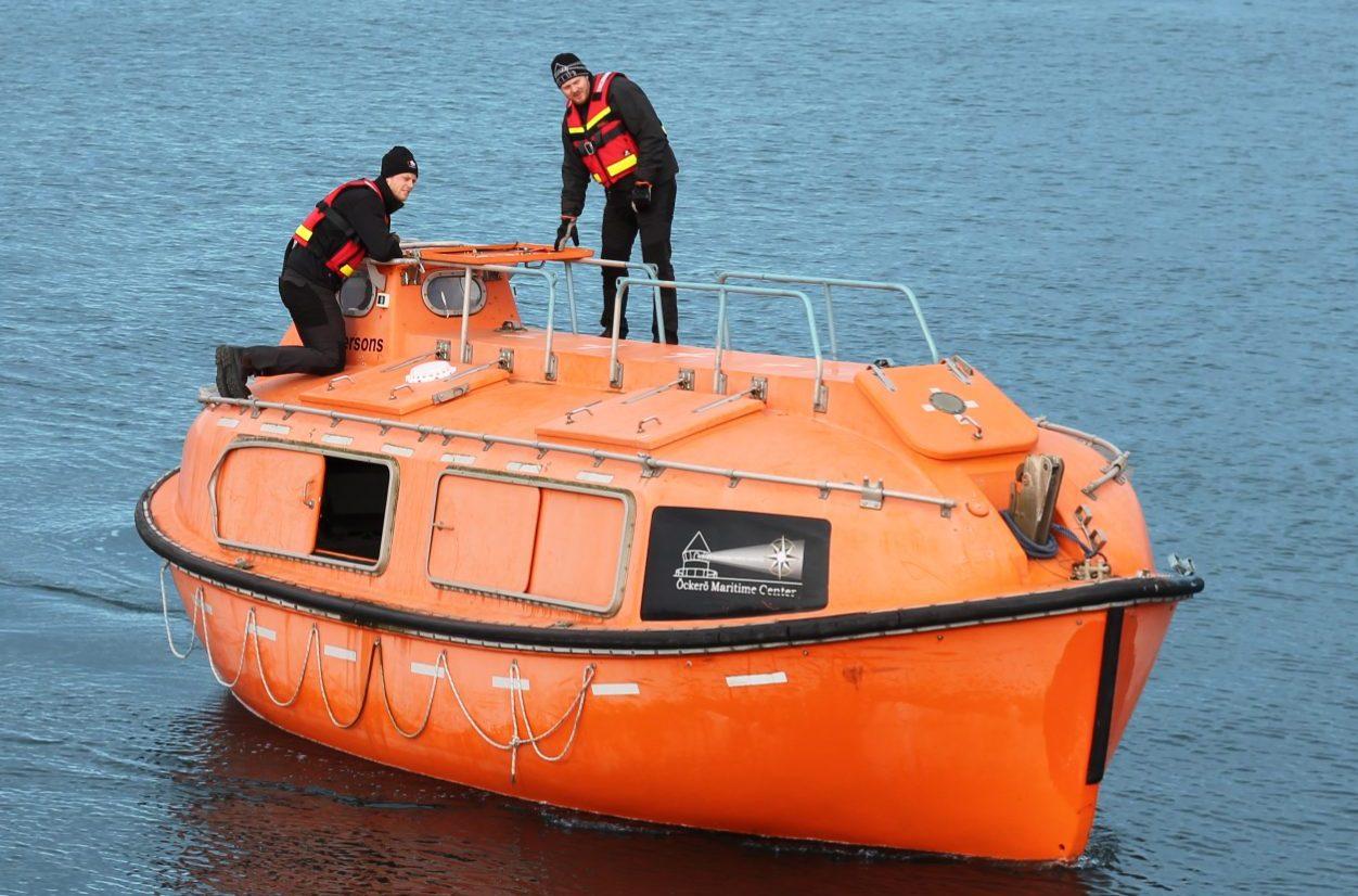 Räddningsfarkoster och Beredskapsbåtar Manila Refresh