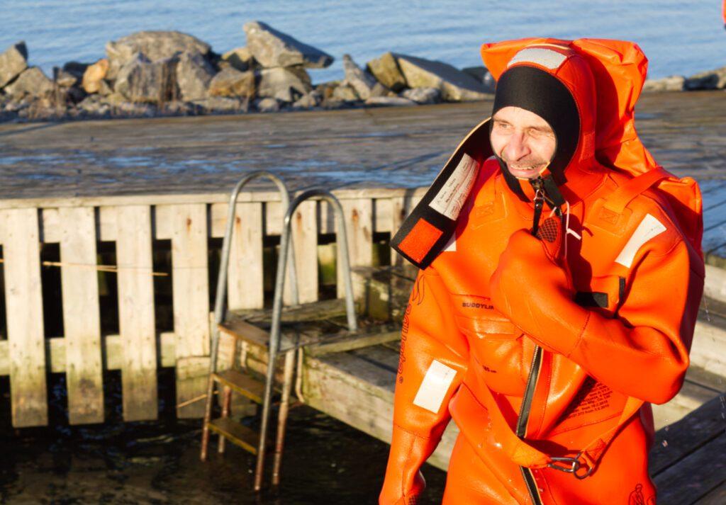 Öckerö Maritime Center - Basic Safety 10