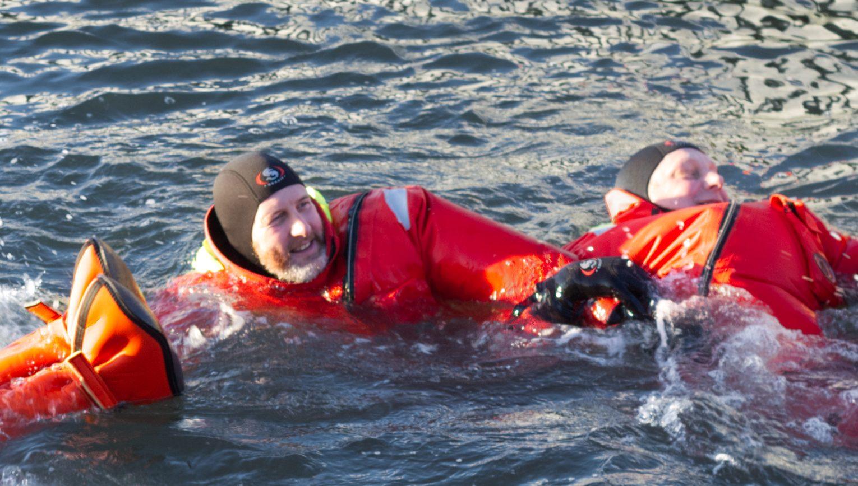 Öckerö Maritime Center - Basic Safety 4