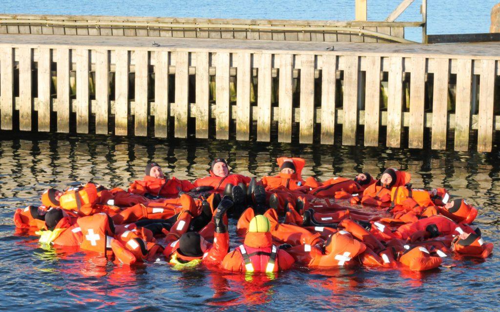 Öckerö Maritime Center - Basic Safety 13