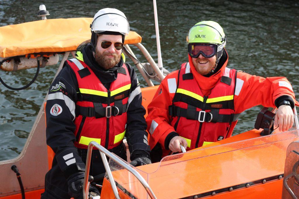 Öckerö Maritime Center Fast Rescue Boat – Snabba Beredskapsbåtar 14